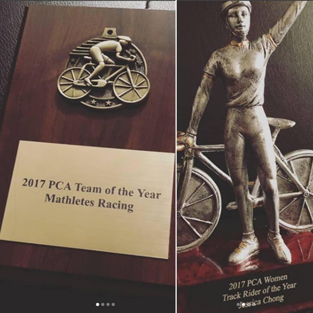 PA Cycling Association Award Banquet Winners